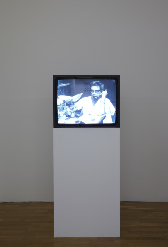 THE BLOCK – Joelle De La Casiniere at International Project Space. 2011/04/04 – 2011/06/04