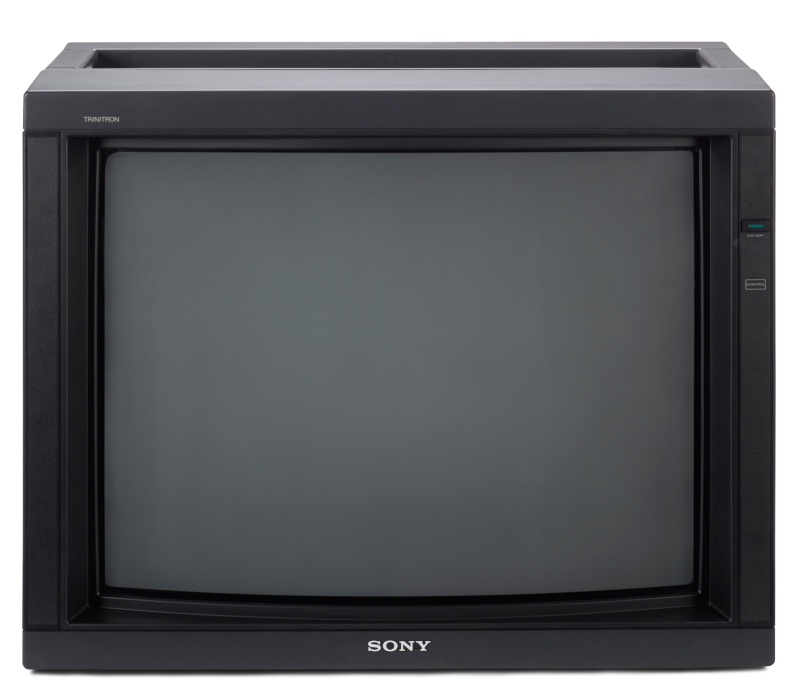 Sony PVM-2730QM CRT Monitor, view 1