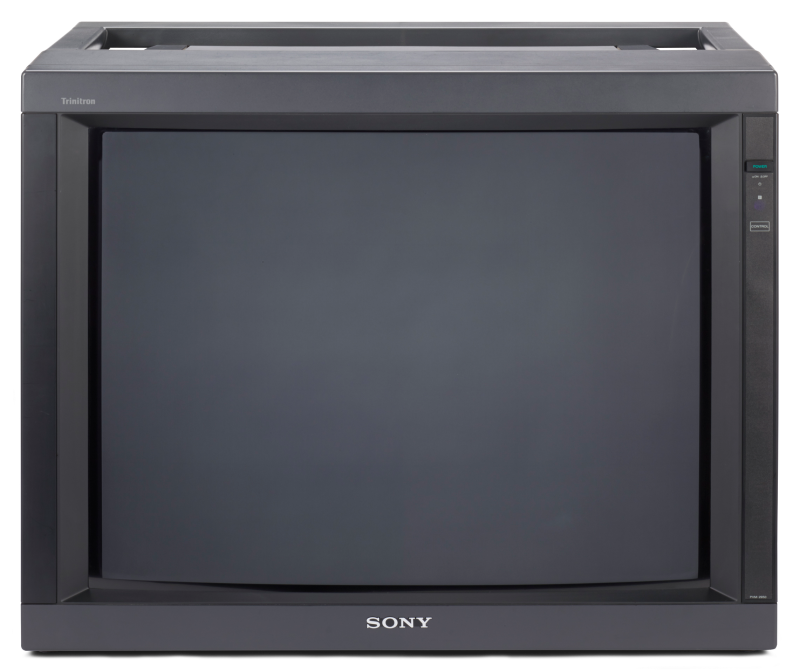 Sony PVM-2950QM CRT Monitor, view 1