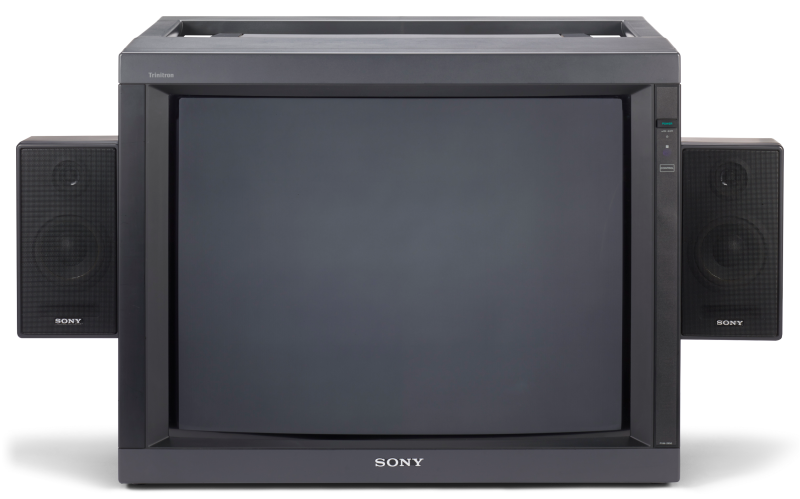 Sony PVM-2950QM CRT Monitor, view 2