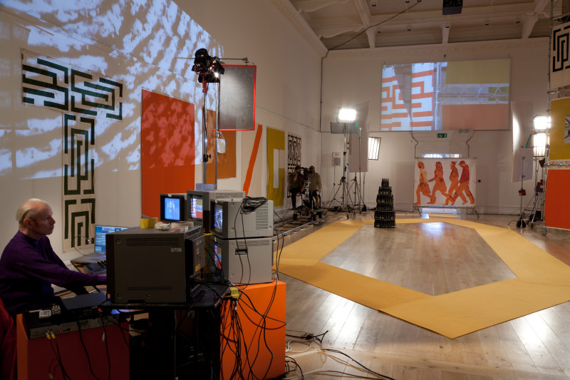 THE BLOCK – Charles Atlas, Mika Tajima and New Humans: The Pedestrians at South London Gallery. 2011/04/01 – 2011/04/21