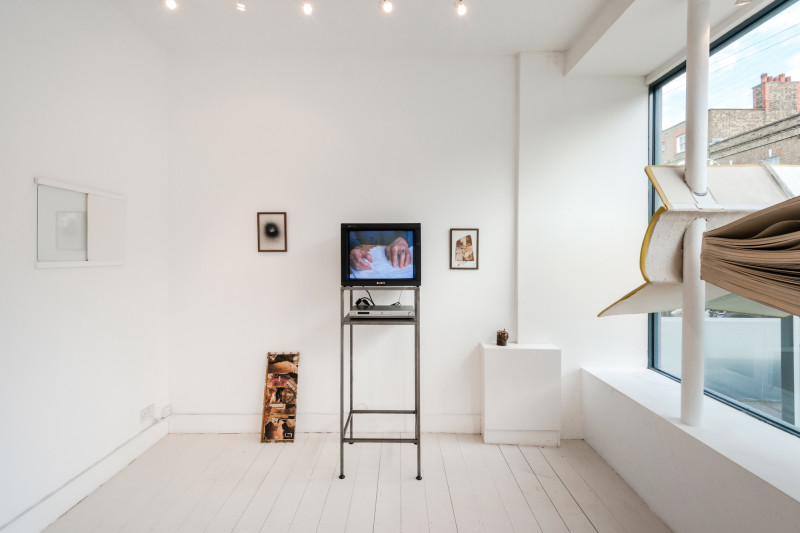 THE BLOCK – Carlyle Reedy: Icons of a Process at Flat Time House. 2014/09/04 – 2014/09/28