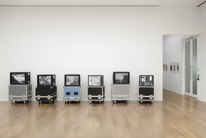 THE BLOCK – Dieter Roth, Arnulf Rainer: Collaborations at Hauser & Wirth. 2015/03/14 – 2014/05/03