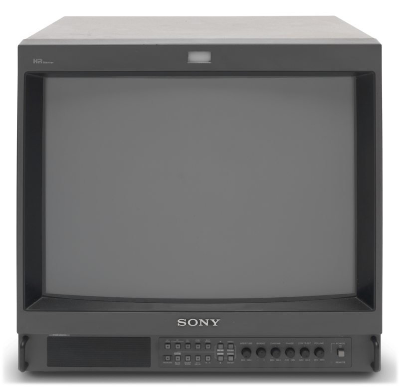 Sony PVM-20, view 1