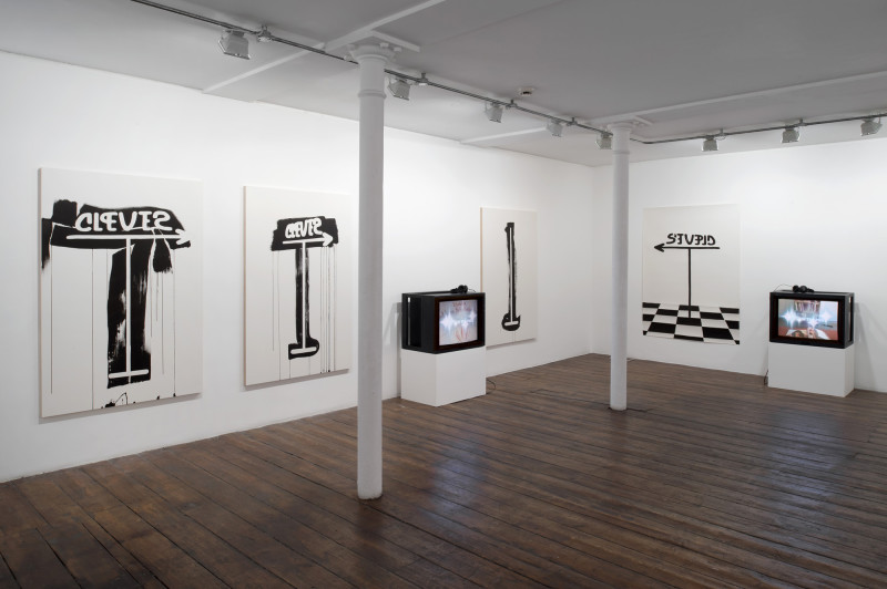 THE BLOCK – Frances Stark: Sorry for the Wait at Greengrassi. 2015/04/30 – 2015/06/20