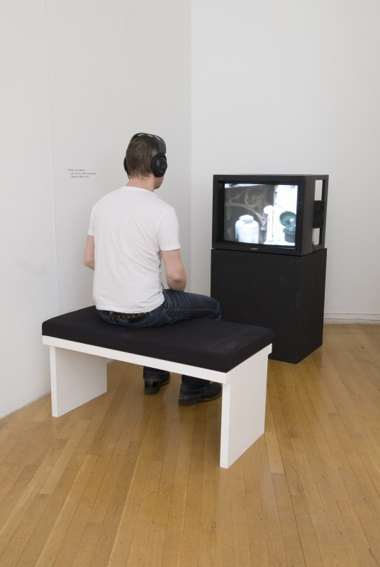 THE BLOCK – John Smith: Solo Show at Royal College of Art . 2010/03/19 – 2010/04/13