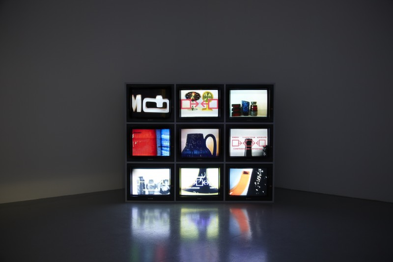 THE BLOCK – Stephan Willats: Conscious – Unconscious at Modern Art Oxford. 2013/04/26 – 2013/06/16