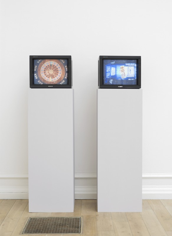 THE BLOCK – Stephen Willats: Surfing with the Attractor at South London Gallery. 2012/06/01 – 2012/07/15