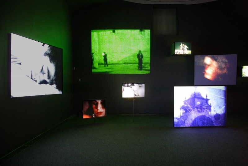 THE BLOCK – Derek Jarman: Brutal Beauty at Serpentine. 2008/02/23 – 2008/04/13