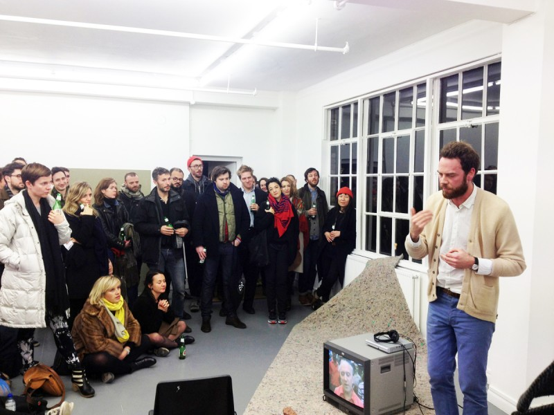 THE BLOCK – Francesco Pedraglio: Frank! at Rowing Projects. 2012/11/30 – 2013/02/09