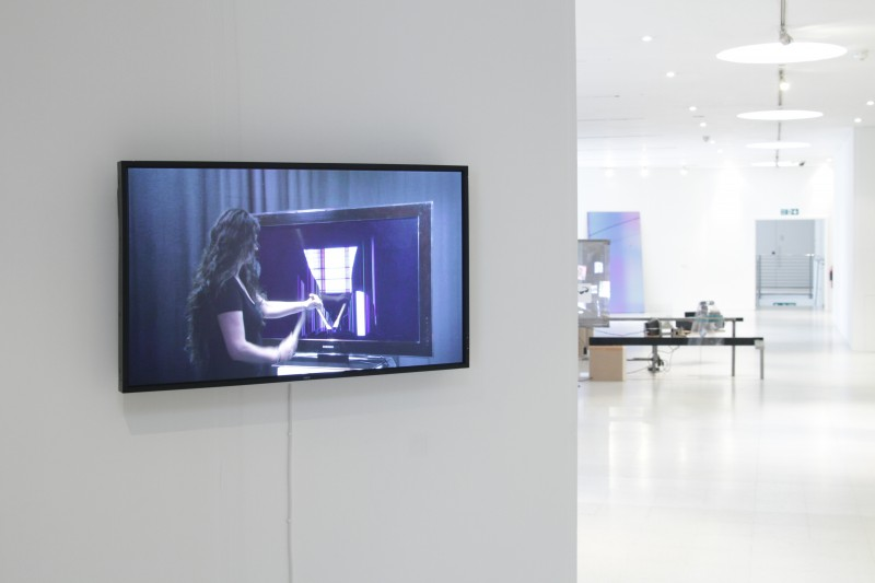 THE BLOCK – MA Curating Contemporary Art: No One Lives Here at Royal College of Art . 2013/03/08 – 2013/03/28