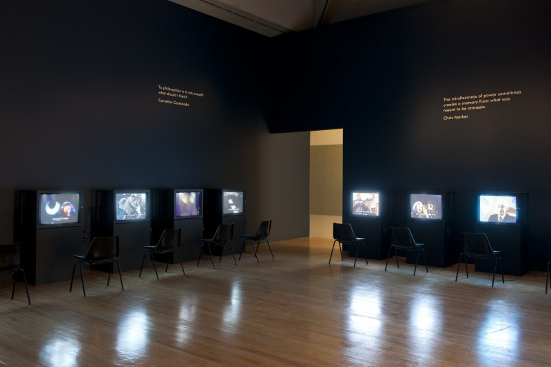 THE BLOCK – The Otolith Group: Turner Prize 2010 at Tate Britain. 2010/10/05 – 2011/01/03