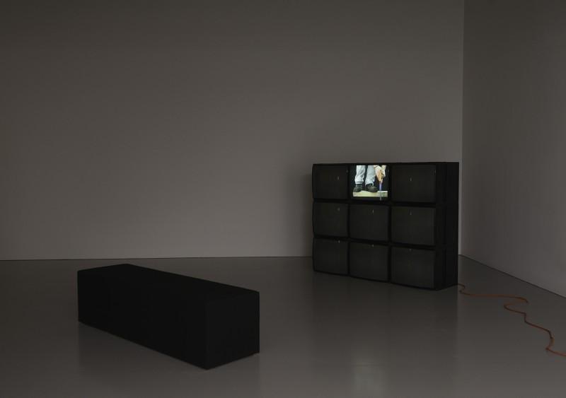 THE BLOCK – Iain Forsyth & Jane Pollard: IDIOT BOX at Kate MacGarry. 2015/03/06 – 2015/04/18
