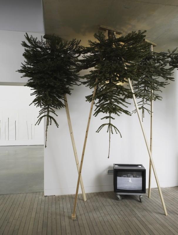 THE BLOCK – Silvia Bächli Eric Hattan: What about Sunday? at Milton Keynes Gallery. 2013/01/18 – 2013/03/31