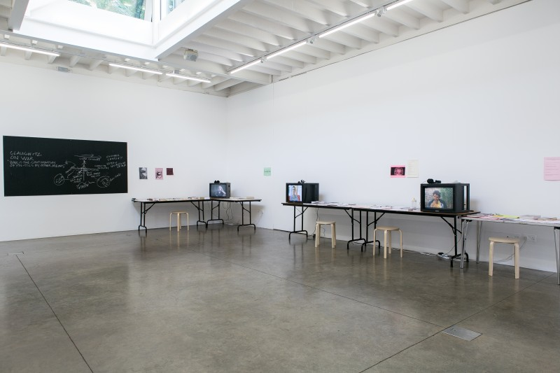 THE BLOCK – Bonnie Camplin: The Military Industrial Complex at South London Gallery. 2014/06/13 – 2014/06/15
