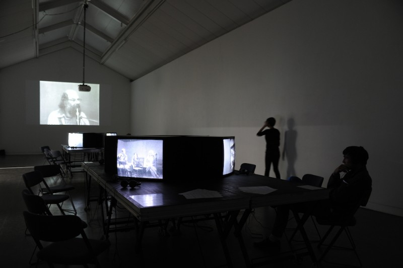 THE BLOCK – What We Have Done, What We Are About To Do at CCA. 2012/08/18 – 2012/09/01