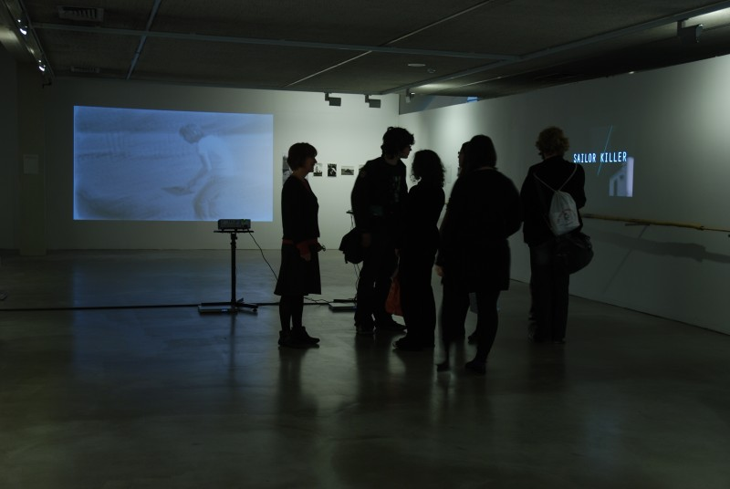 THE BLOCK – Alastair MacKinven: Performances 2006 to 2009 at Focal Point. 2009/03/15 – 2009/04/14