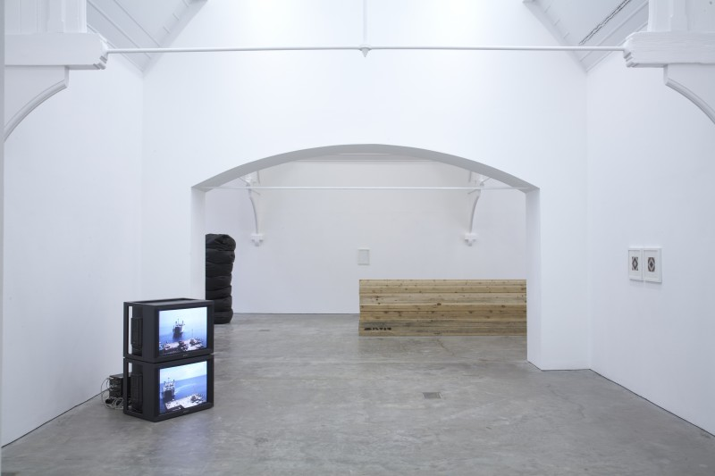 THE BLOCK – Martin Creed at Ikon. 2008/09/24 – 2008/11/16