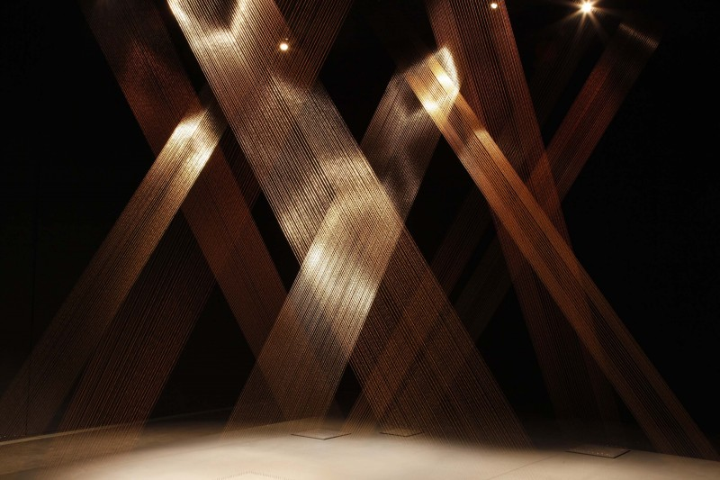 THE BLOCK – Lygia Pape: Magnetized Space at Serpentine. 2011/12/11 – 2012/02/19