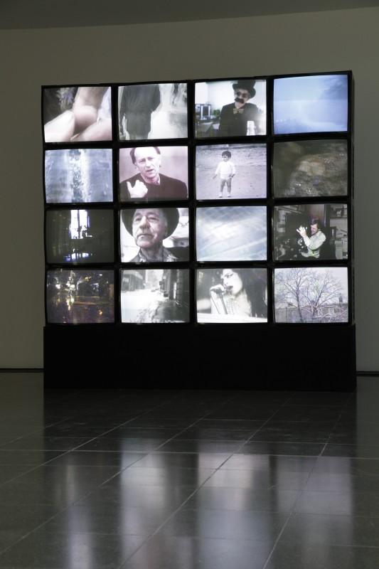 THE BLOCK – Jonas Mekas at Serpentine. 2012/12/05 – 2013/01/27