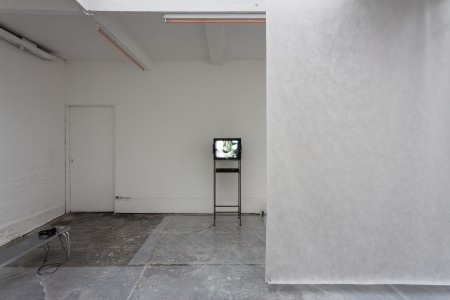 Down where changed curated by Fatima Helberg at Cubitt , 2014/11/28 – 2015/01/11