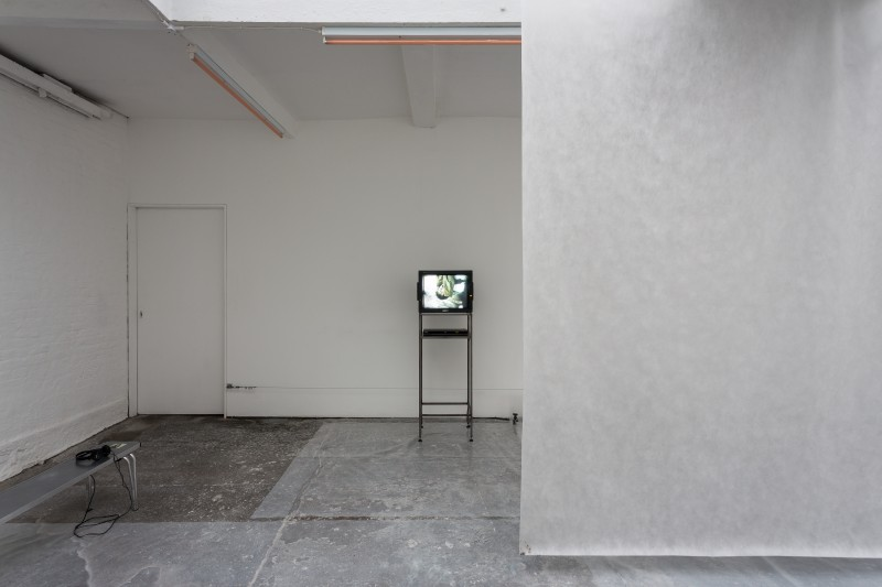 THE BLOCK – Down where changed curated by Fatima Helberg at Cubitt. 2014/11/28 – 2015/01/11