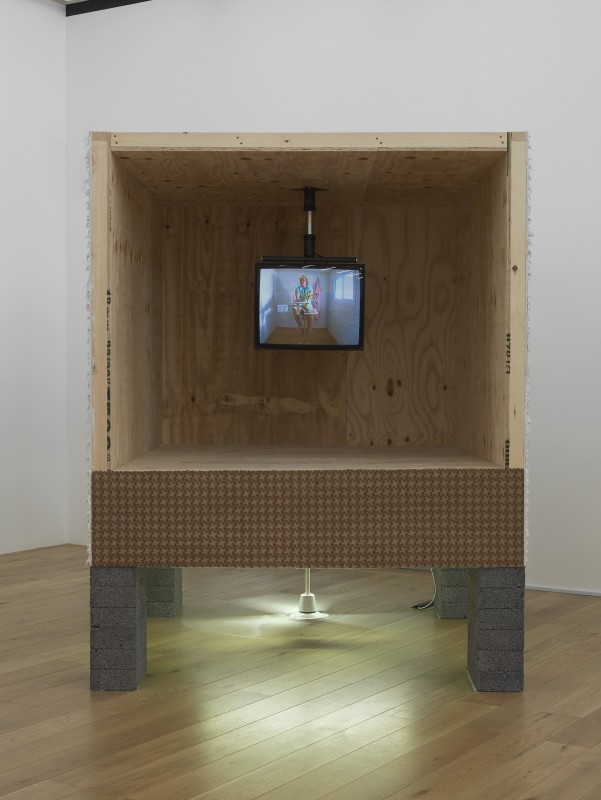 THE BLOCK – Mika Rottenberg at Nottingham Contemporary . 2012/05/05 – 2012/07/01