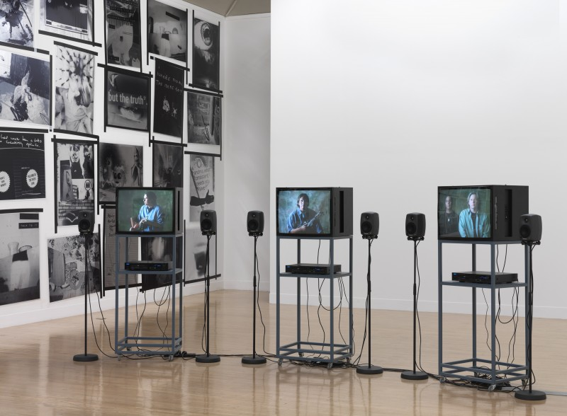 THE BLOCK – Art Now: Clunie Reid and James Richards at Tate Britain. 2010/09/04 – 2010/12/12