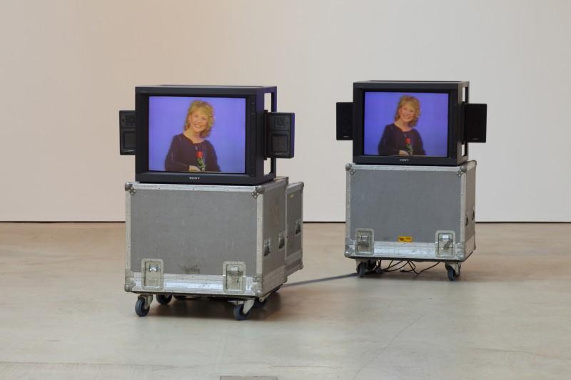 THE BLOCK – Dara Birnbaum: First Statements and Then Some . . . at Wilkinson. 2009/10/17 – 2009/11/22