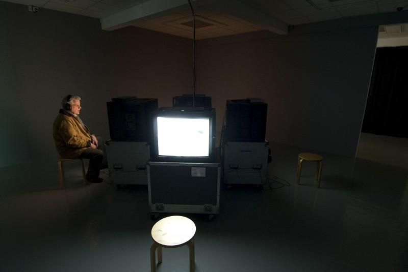 THE BLOCK – Performance / Audience / Film at John Hansard. 2013/03/26 – 2013/04/30