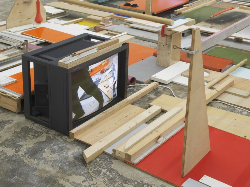 THE BLOCK – PRESENT work-seth/tallentire: Manifesto 3 (…instead of partial object) at Hollybush Gardens. 2017/03/08 – 2017/03/10
