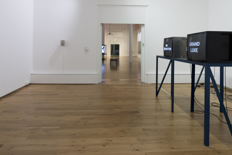 THE BLOCK – Charlotte Prodger: British Art Show 8 at Inverleith House, Royal Botanic Garden Edinburgh. 2016/02/13 – 2016/05/08
