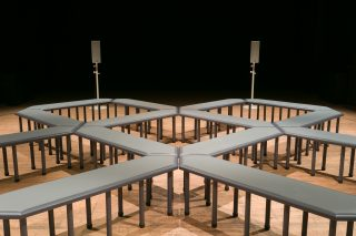 James Richards: Migratory Motor Complex at Chapter – Seating