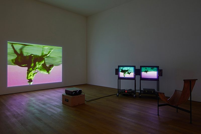 THE BLOCK – Bruce Nauman Disappearing Acts at Schaulager. 2018/03/17 – 2018/08/26