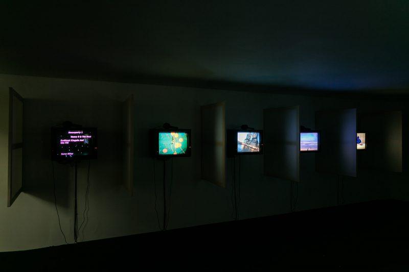 THE BLOCK – Seth Price Circa 1981 at ICA. 2017/10/04 – 2018/01/07