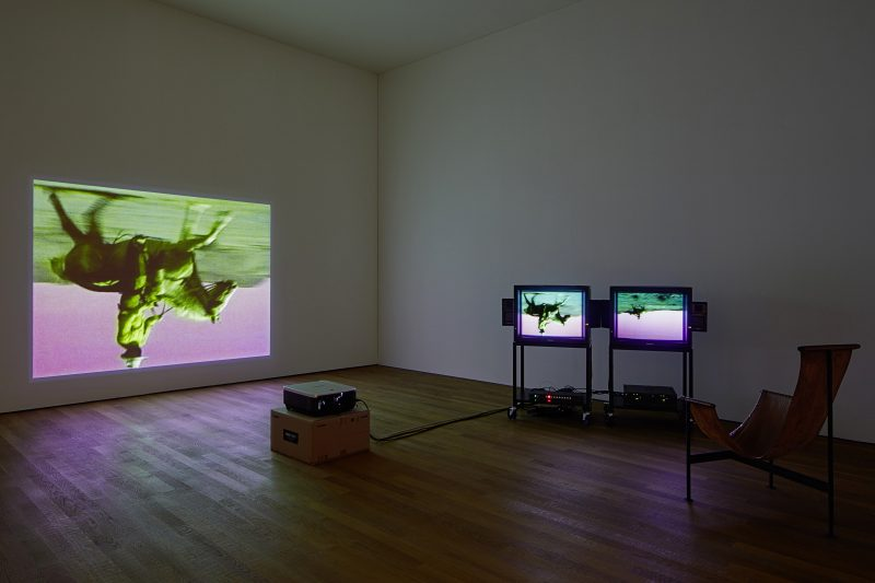 THE BLOCK – Bruce Nauman: Disappearing Acts at Schaulager Münchenstein/Basel. 2018/03/17 – 2018/08/26
