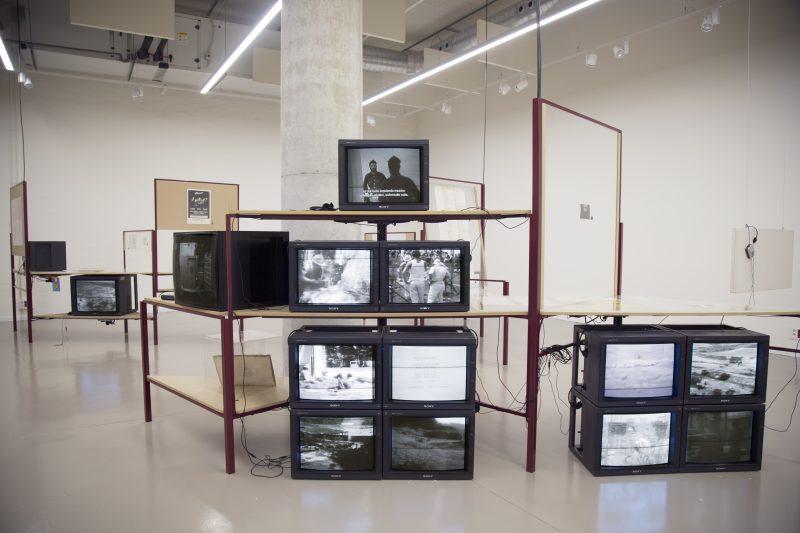 THE BLOCK – Landa Lan. A Documentation of Darcy Lange at Tabakalera. 2018/12/01 – 2019/03/10