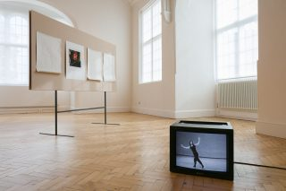 Ian White: Any frame is a thrown voice at Camden Arts Centre