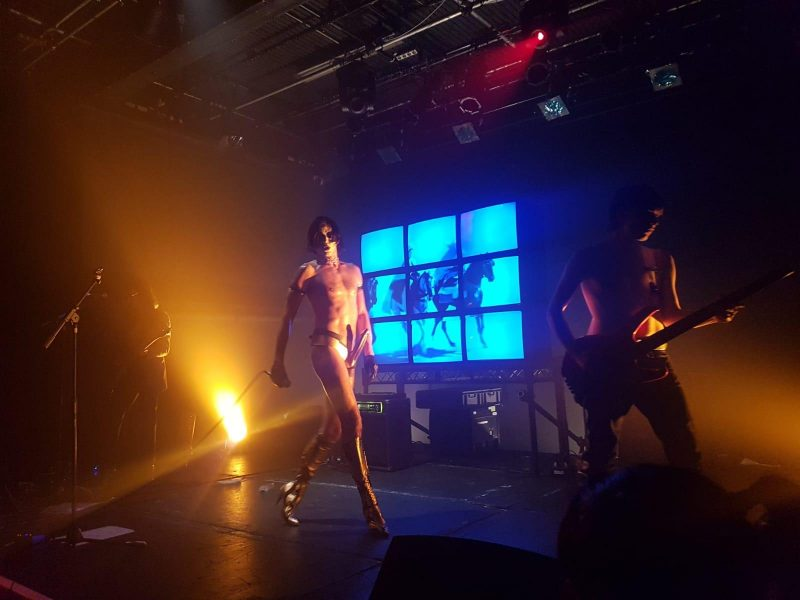 THE BLOCK – Wild Daughter at ICA . 2019/06/27 – 2019/06/27
