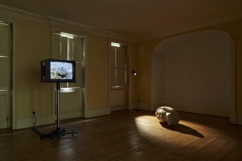 THE BLOCK – Object of Doubt Curated by Kirsty White at Danielle Arnaud. 2019/10/18 – 2019/11/09