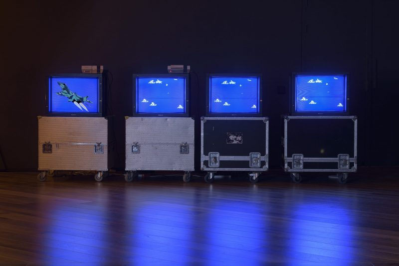 THE BLOCK – Cory Arcangel: BACK OFF at First Site. 2019/05/04 – 2019/07/07