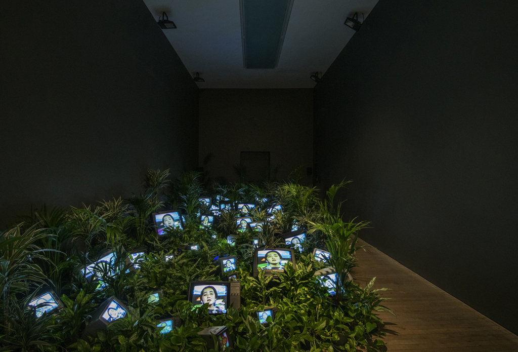 Tate Modern Nam June Paik