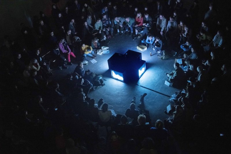 THE BLOCK – London Contemporary Music Festival. 2019/12/07 – 2019/12/15