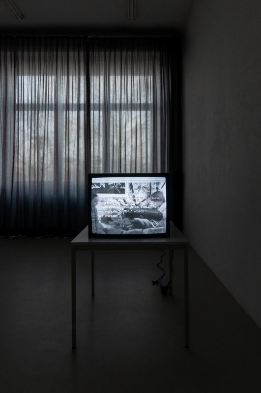 THE BLOCK – Leslie Thornton: Ground at Kunstverein Nürnberg. 2020/04/17 – 2020/07/26