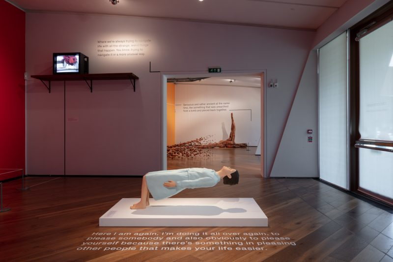THE BLOCK – Tell me the story of all these things at Firstsite. 2020/07/24 – 2020/11/01