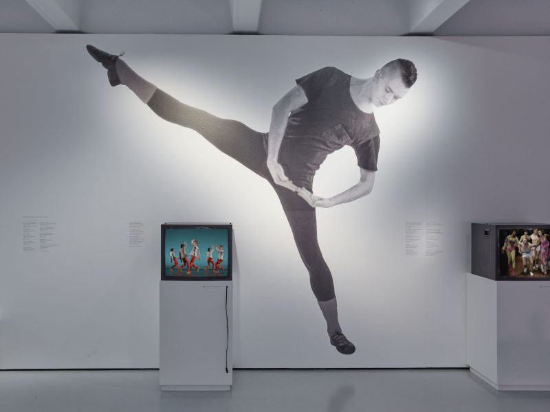 THE BLOCK – Michael Clark: Cosmic Dancer at Barbican. 2020/10/07 – 2021/01/03
