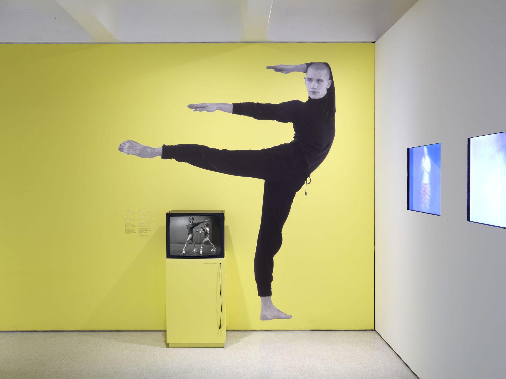 Michael Clark: Cosmic Dancer at Barbican 1