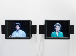 Bruce Nauman Tate Modern 2020