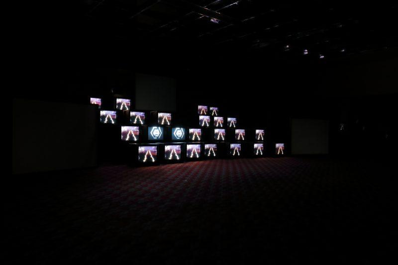 THE BLOCK – Gretchen Bender: Total Recall at Glasgow International. 2021/06/11 – 2021/06/27