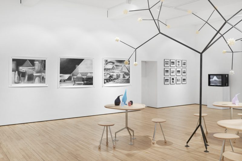 THE BLOCK – The City & The City & The City at Frestonian Gallery. 2020/09/16 – 2020/11/07